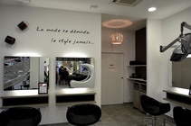 Salon de coiffure - Boyrie Peinture