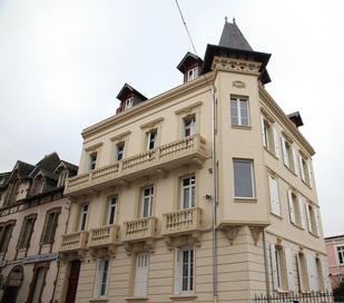 Villas haussmanniennes - Boyrie Peinture